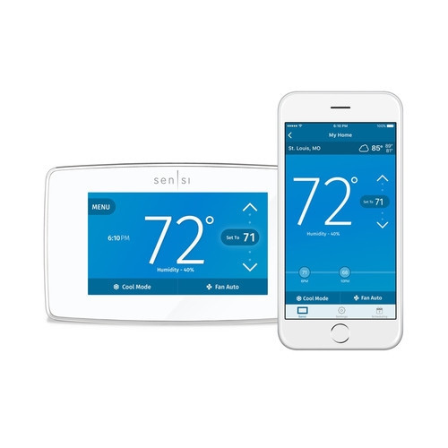 Sensi Touch Wifi Programmable Thermostat